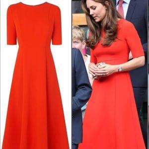 Cayla dress ASO Kate Middleton